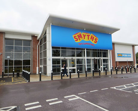 Smyths Toys Nationwide Ers Residential Commercial Energy Assessments Building Compliance